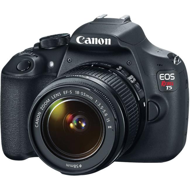 Canon T5 - Opção de compra de câmera.